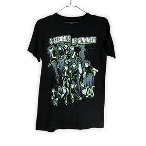 💥3/$20💥 5 Seconds of Summer Band Merch T Shirt